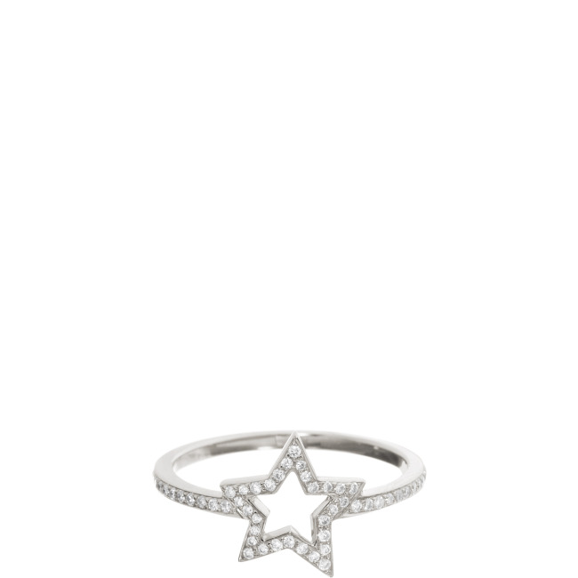 ASYMMETRIC STAR Ring