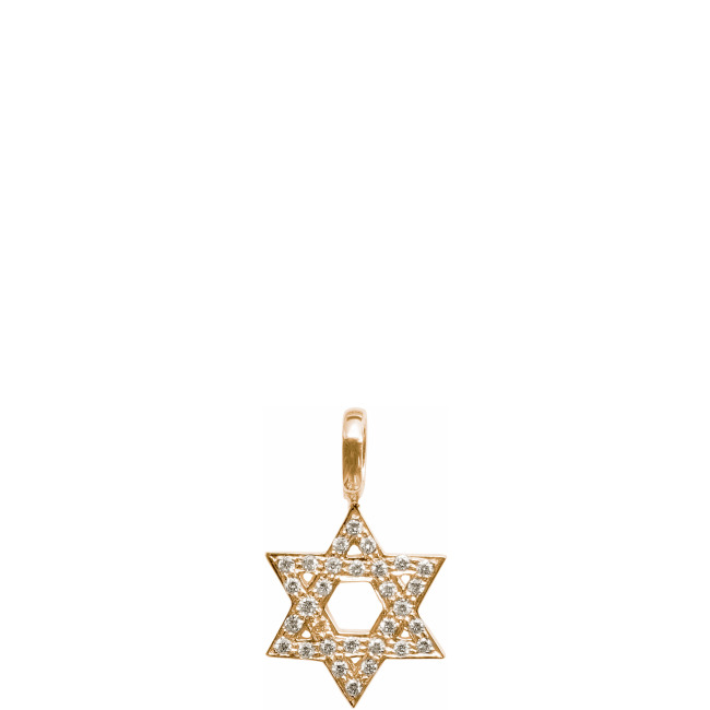 Mini Mini STAR OF DAVID Anhänger