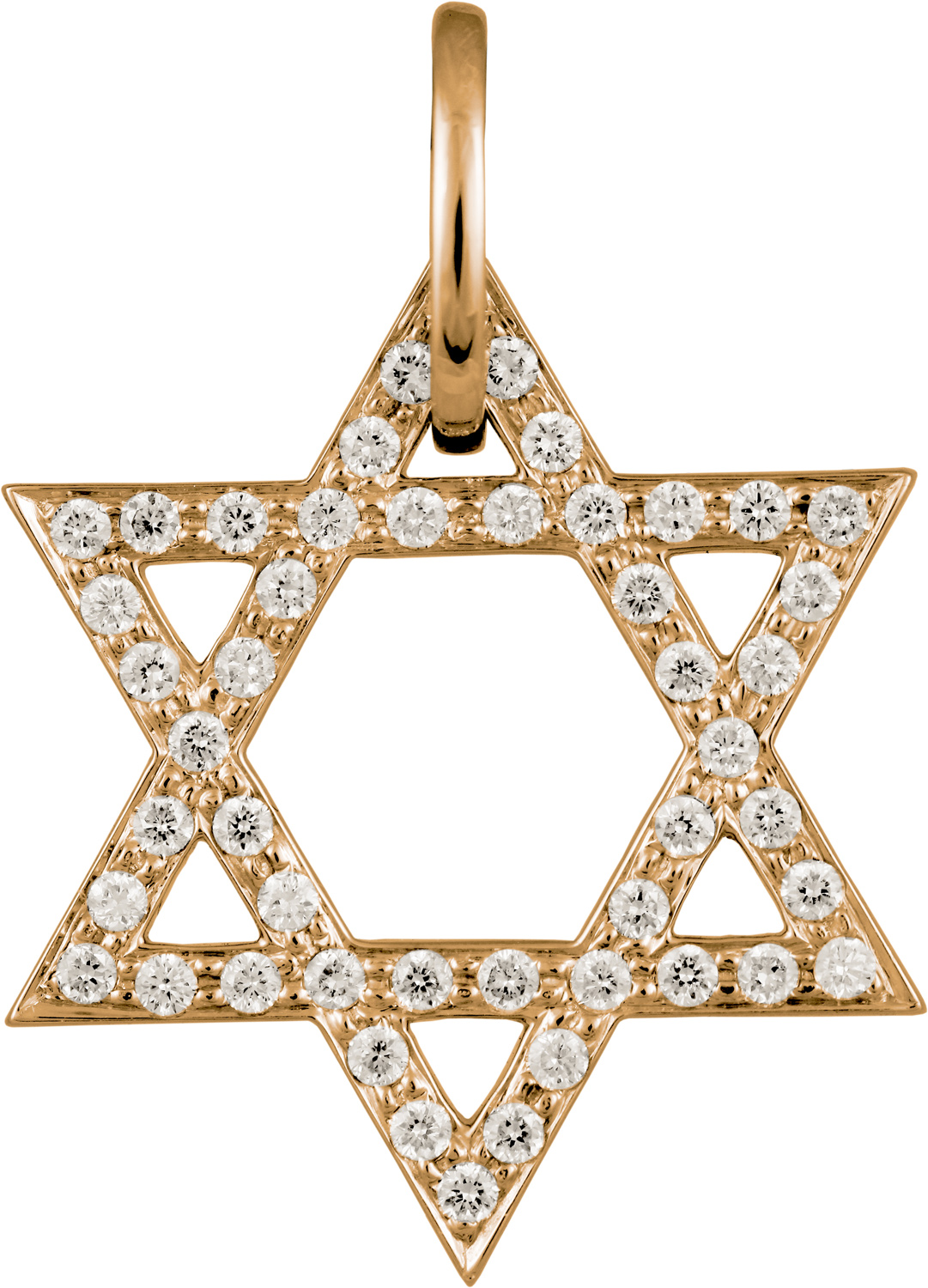 Small STAR OF DAVID Anhänger