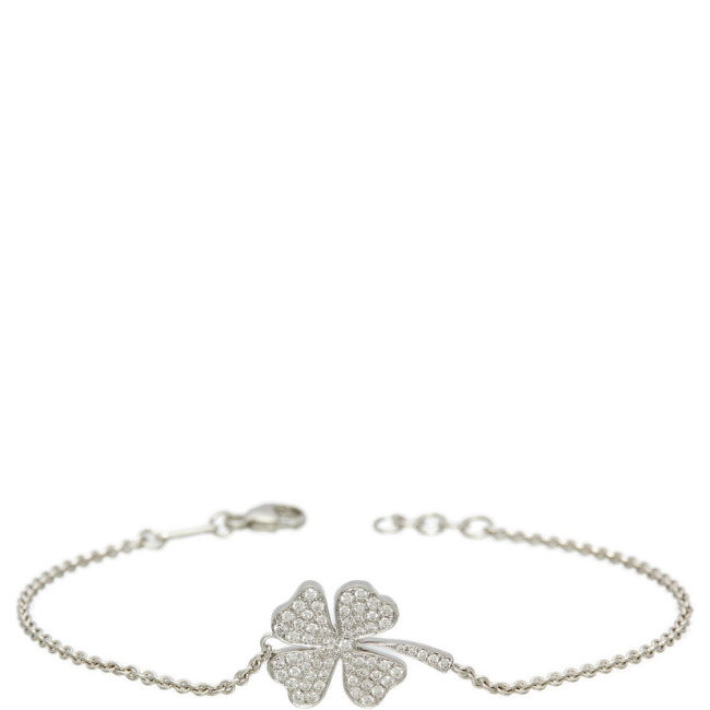 Mini LUCKY CLOVER Armband