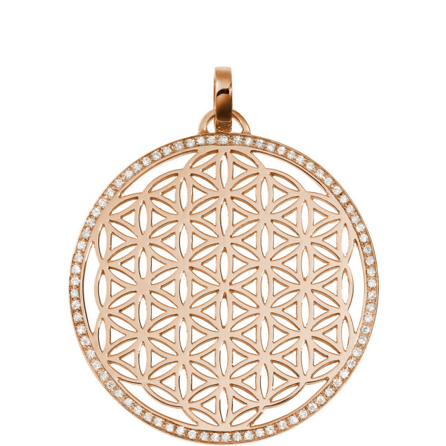 FLOWER OF LIFE Anhänger