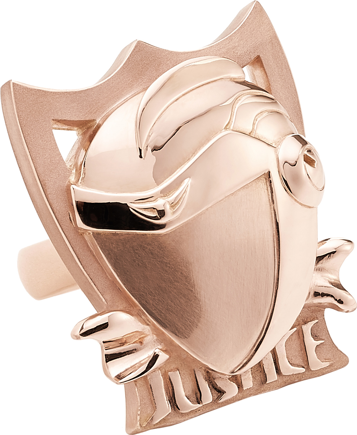 ANDY HOPE 1930 for CADA<br><br>JUSTICE Ring