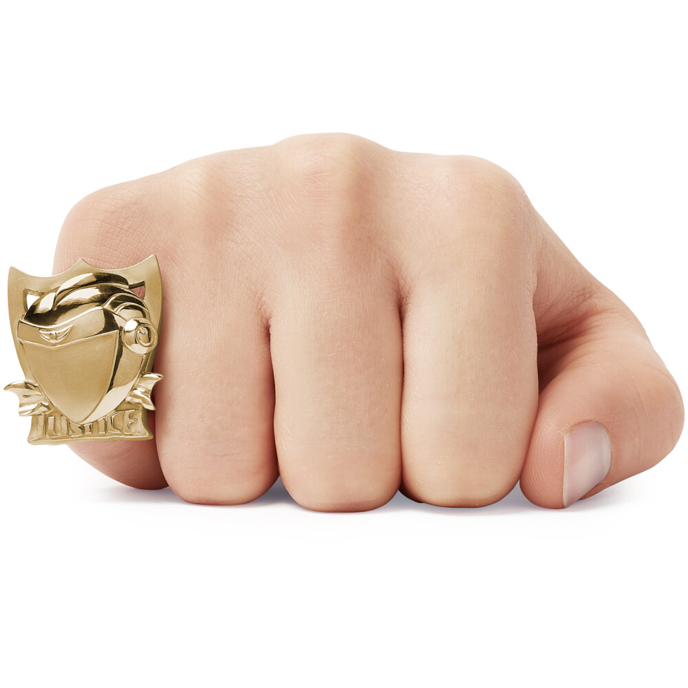 JUSTICE Ring Gelbgold 3