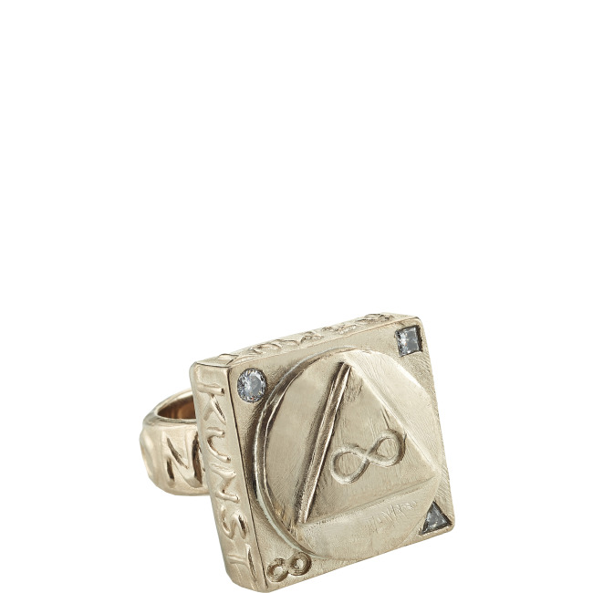 JONATHAN MEESE for CADA<br><br>ERZ Ring
