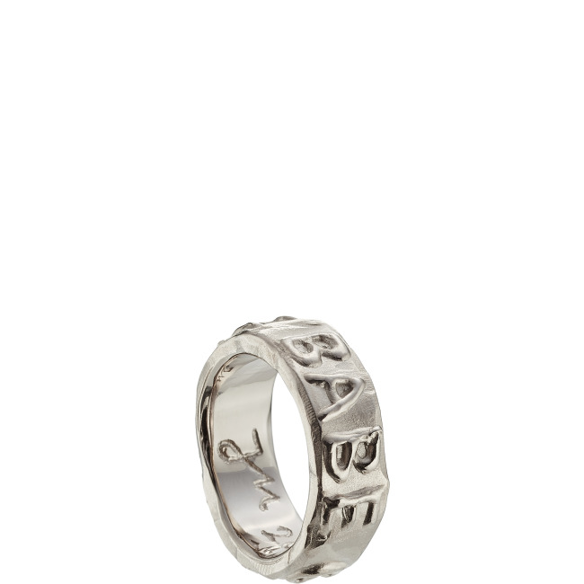 JONATHAN MEESE for CADA<br><br>GOLD ERZ BABE Ring