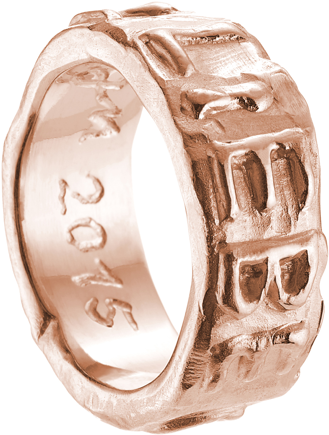 JONATHAN MEESE for CADA<br><br>LIEBE GOLD ERZ Ring