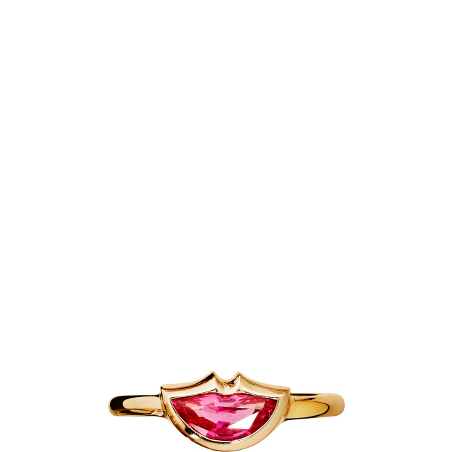 GEMSTONE KISS Ring