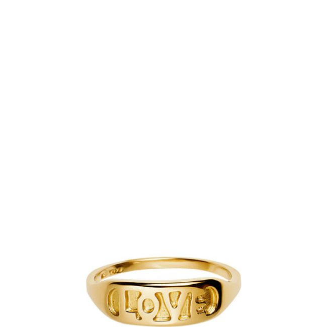 BOHO LOVE Ring Small