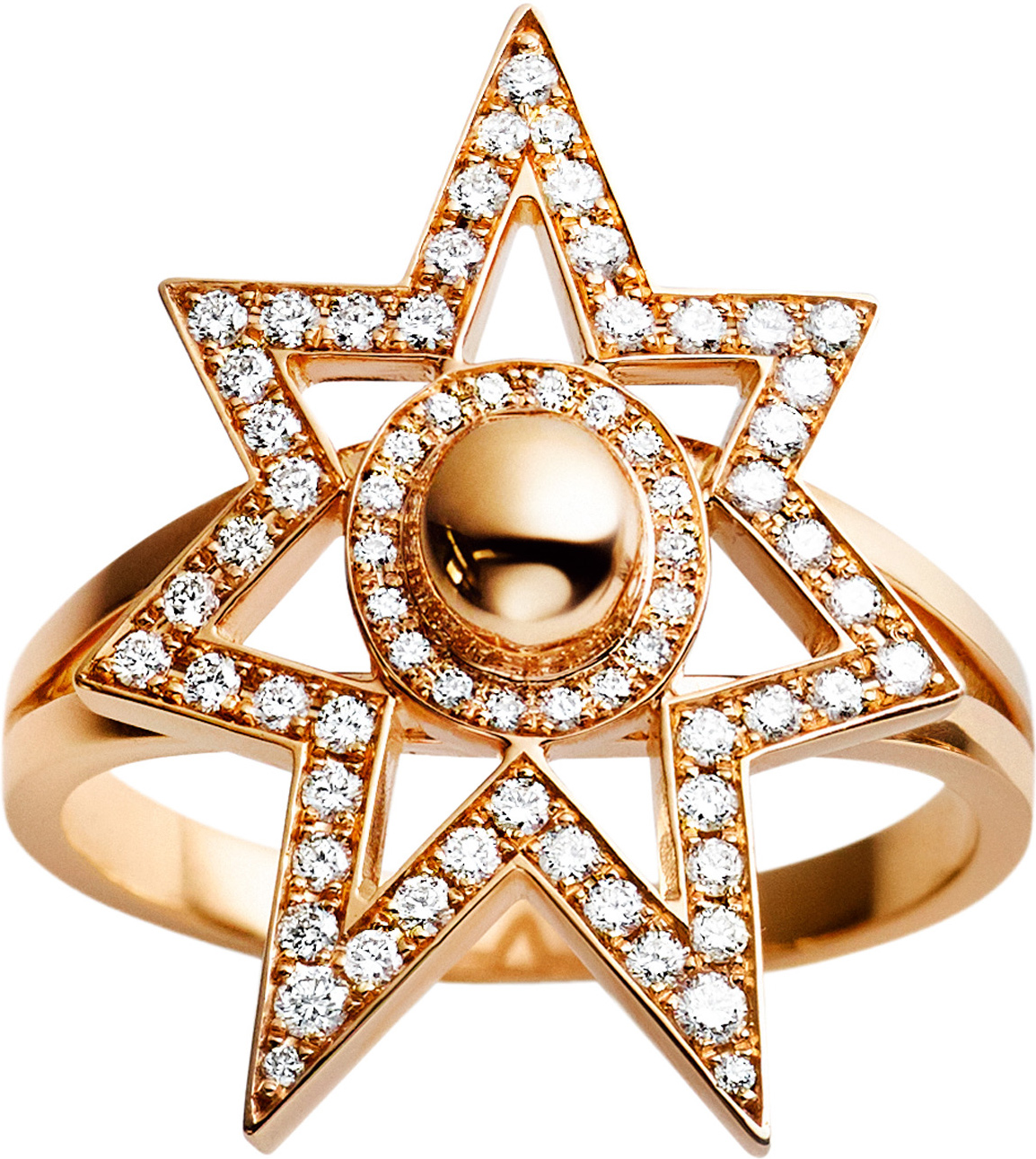 SHOOTING STAR Ring