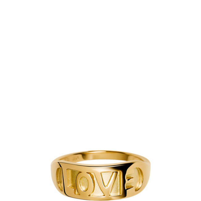 BOHO LOVE Ring Medium