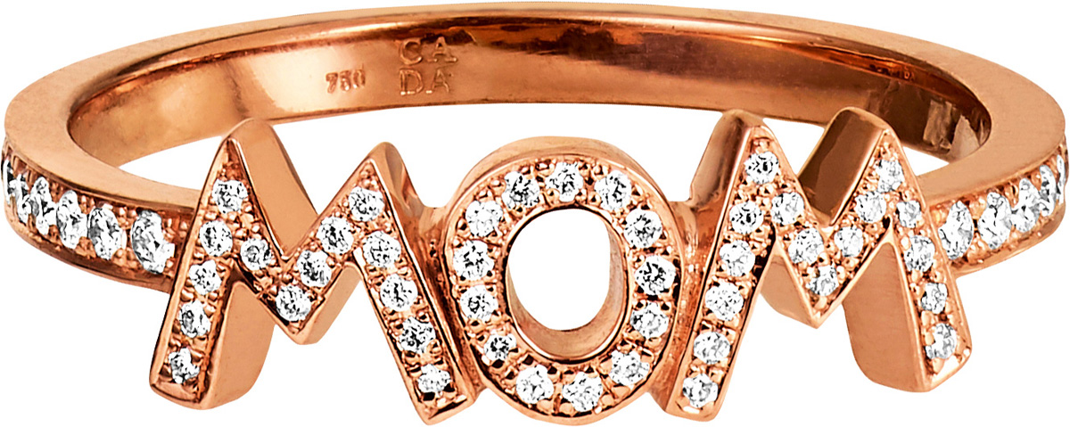 WOW MOM Ring