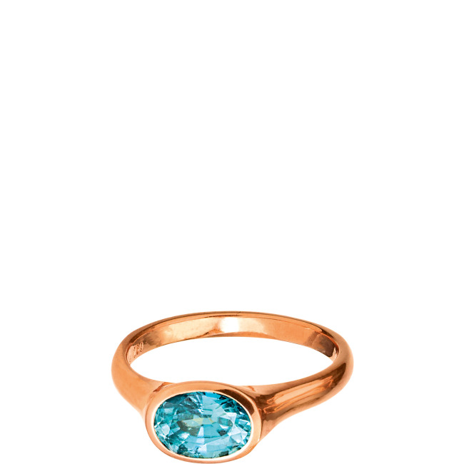 OVAL POINT Ring